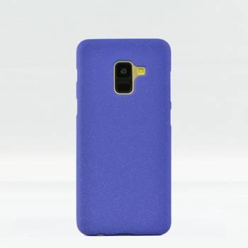 Etui do Samsung Galaxy A8 2018 (A530) / SA8 2018-W292 NIEBIESKI