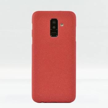 Etui do Samsung Galaxy A6 Plus 2018 / SA6PLUS 2018-W292 CZERWONY