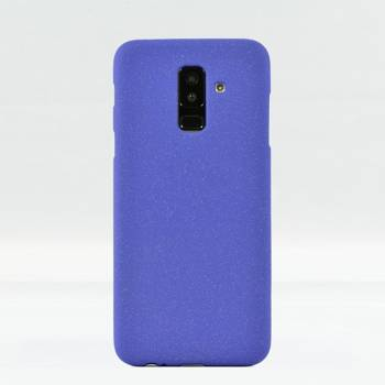 Etui do Samsung Galaxy A6 Plus 2018 / SA6PLUS 2018-W292 NIEBIESKI