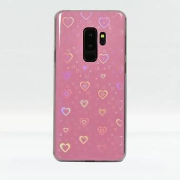Etui do Samsung Galaxy S9 Plus / S9PLUS-W291 RÓŻOWY